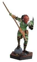 Image: Alien / Predator Figure Collectible #26 (Homeworld Predator from Predator) - Eaglemoss Publications Ltd