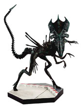 Image: Alien / Predator Figure Collectible #4 (Xenomorph Queen) - Eaglemoss Publications Ltd