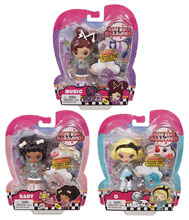 Image: Kuu Kuu Harajuku Small Doll Assortment  - Mattel Toys