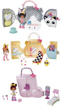 Image: Kuu Kuu Harajuku Purse Playset Assortment  - Mattel Toys