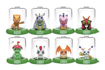 Image: Digimon Domez Figures 24-Piece Blind Mystery Box Display  - Ucc Distributing