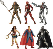 Image: Justice League Movie Multiverse 6-inch Action Figure Assortment  - Mattel Toys