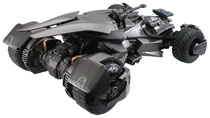 Image: Justice League R/C Vehicle: Ultimate Batmobile  - Mattel Toys