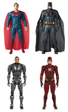 Image: Justice League Big Figs 201N Action Figure Assortment Wv1  - Jakks Pacific