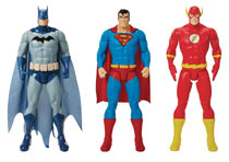 Image: DC Universe Big Figs 201N Action Figure Assortment Wv5  - Jakks Pacific