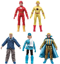 Image: DC Flash 8-inch Action Figure Assortment Series 1  - Figures Toy Company