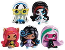 Image: Monster High Minis Blind Mystery Box Display  - Mattel Toys