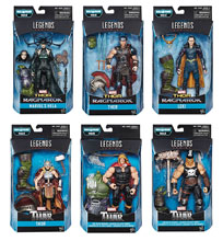 Image: Thor Legends 6-inch Action Figure Assortment 201701  - Hasbro Toy Group