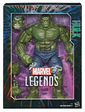 Image: Marvel Legends  (12-inch) Hulk Action Figure Case - Hasbro Toy Group