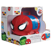 Image: Marvel Tsum Tsum Spider-Man Display Set  - Jakks Pacific