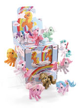 Image: TLS X My Little Pony Mini-Figure 12-Piece Blind Mystery Box Display Wv1  - The Loyal Subjects