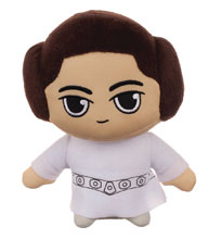 Image: Star Wars: E8 Super Deformed Plush: Leia  - Comic Images