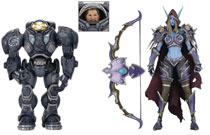 Image: Heroes of the Storm Series 3 7-inch Scale Action Figure Assortment  - Neca