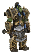 Image: Heroes of the Storm Action Figure: Thrall  (7-inch) - Neca
