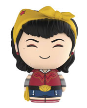 Image: Dorbz Vinyl Collectible 414: DC Comics Bombshells Wonder Woman  - Funko