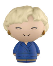 Image: Dorbz Golden Girls Vinyl Figure: Rose  - Funko