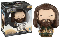 Image: Dorbz Justice League Movie Vinyl Figure: Aquaman Armored  - Funko