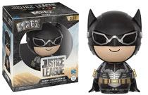 Image: Dorbz Justice League Movie Vinyl Figure: Batman Tactical  - Funko