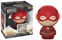 Image: Dorbz Justice League Movie Vinyl Figure: Flash  - Funko