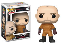 Image: Pop! Blade Runner 2049 Vinyl Figure: Sapper  - Funko