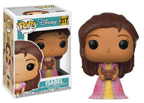 Image: Pop! Elena of Avalor Vinyl Figure: Isabel  - Funko