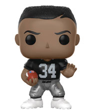 Image: Pop! NFL Legends Vinyl Figure: Bo Jackson  (Raiders Home) - Funko