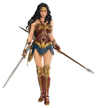 Image: Justice League Movie Artfx+ Statue: Wonder Woman  - Koto Inc.