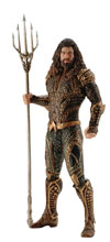 Image: Justice League Movie Artfx+ Statue: Aquaman  - Koto Inc.