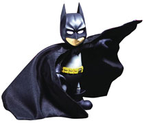 Image: DC Comics HMF-004 Action Figure: Batman  - Hero Cross Co. Ltd