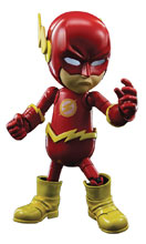 Image: DC Comics HMF-017 Action Figure: The Flash  - Hero Cross Co. Ltd
