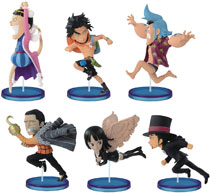 Image: One Piece WCF Figure History Relay 20th V2 Inner Case  - Banpresto