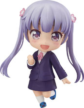 Image: New Game Aoba Suzukaze Nendoroid Figure  (Re-Run) - Good Smile Company