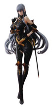 Image: Valkyria Chronicles PVC Figure: Selvaria Bles  (1/7-scale) - Vertex