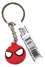 Image: Marvel Icon Ball Key Ring: Spider-Man  - Monogram Products
