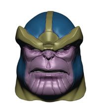 Image: Marvel Magnet: Marvel Universe - Thanos  - Surreal Entertainment