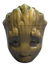 Image: Marvel Lidded Jar: Guardians 2 - Boy Groot  - Surreal Entertainment
