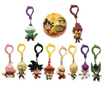Image: Dragonball Z Hanger Figures 30-Piece Blind Mystery Box Display  - Ucc Distributing