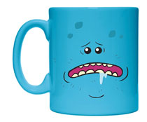 Image: Rick and Morty Mug: Meeseeks  - Surreal Entertainment
