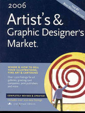 Image: 2006 Artists & Graphic Designer's Market SC  -