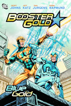 Image: Booster Gold Vol. 2: Blue and Gold SC  - DC Comics