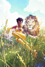 Image: Vixen: Return of the Lion SC  - DC Comics