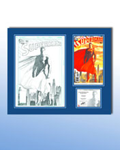 Image: DC Cover Art Print: Superman  -