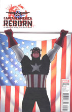 Image: Captain America: Reborn #5 (Cassaday variant cover) - Marvel Comics