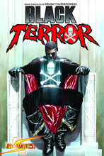 Image: Black Terror #5 - D. E./Dynamite Entertainment