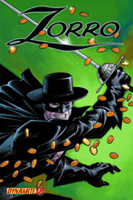 Image: Zorro #18 - D. E./Dynamite Entertainment