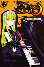Image: Princess Resurrection Vol. 07 SC  - Del Rey Manga