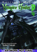 Image: Hideyuki Kikuchi's Vampire Hunter D Vol. 04 SC  - Digital Manga Distribution