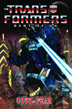 Image: Transformers: Best of the UK - City of Fear SC  - IDW Publishing
