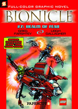 Image: Bionicle Vol. 07: Realm of Fear SC  - Papercutz
