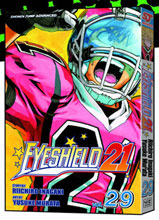 Image: Eyeshield 21 Vol. 29 SC  - Viz Media LLC